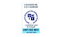 UNIT: Certificación ISO 9001 – 2008 Registro: CS 235/R2