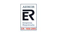 AENOR: Registro ER 1850 – 2005